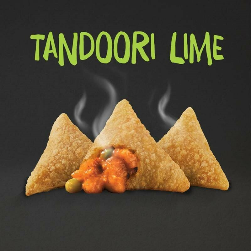 Tandoori Lime Bites from Snakmandoo