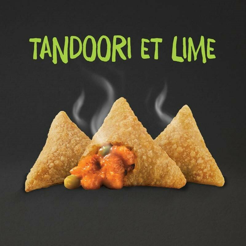 Bouchées Tandoori et Lime de Snakmandoo