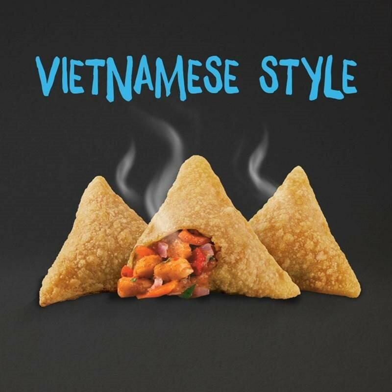 Vietnamese Style Bites from Snakmandoo