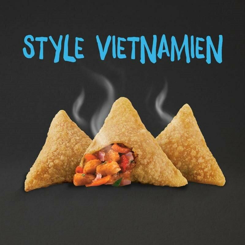 Bouchées Style Vietnamien de Snakmandoo